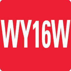 WY16W