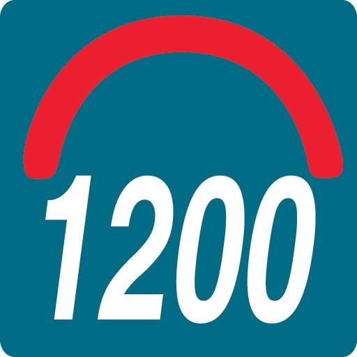 Convexo Radio 1200