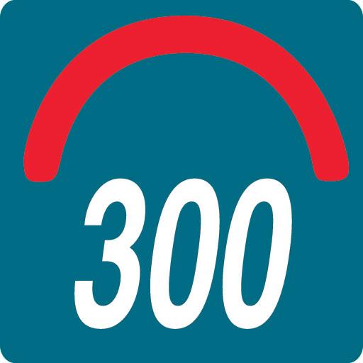 Convexo Radio 300