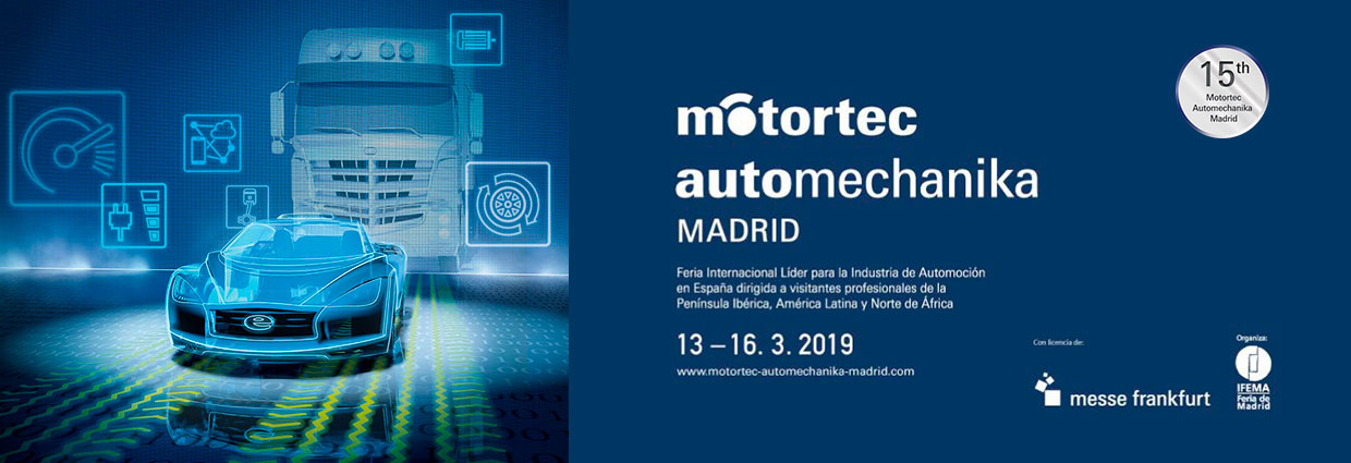 ALKAR will be at Motortec 2019