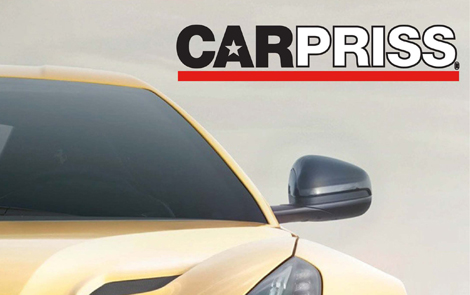 CARPRISS EXPORT 2017/2018 NOUVEAU CATALOGUE